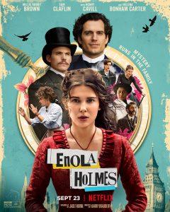 หนังใหม่ Netflix - Enola Holmes