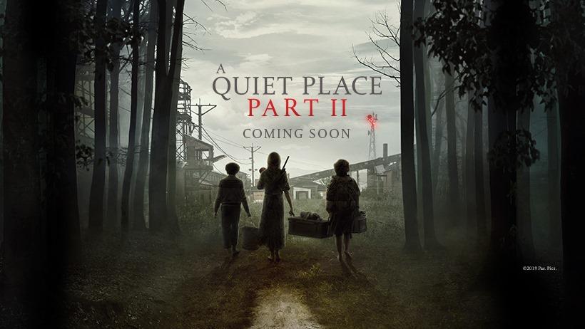 A QUIET PLACE PART II | ดินแดนไร้เสียง 2