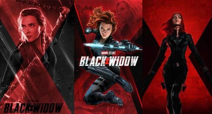 ดูหนังใหม่ Black Widow - แบล็ควิโดว์