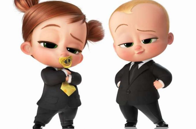 The Boss Baby : Family Business