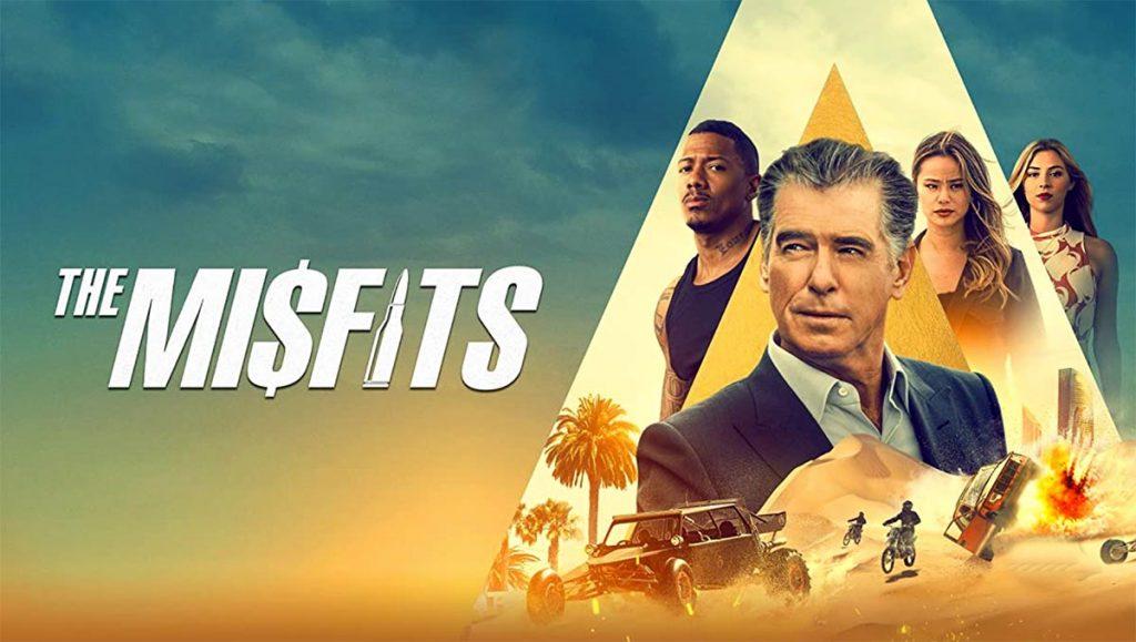 The Misfits - พยัคฆ์ทรชน ปล้นพลิกโลก
