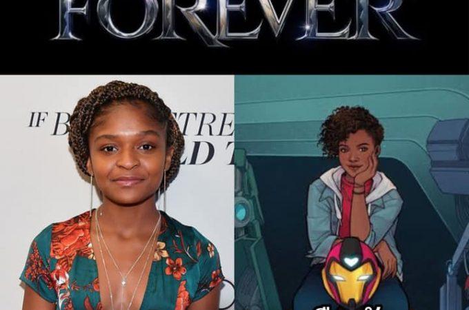 Kevin Feige ยืนยัน Riri Williams จะเปิดตัวใน Black Panther Wakanda Forever