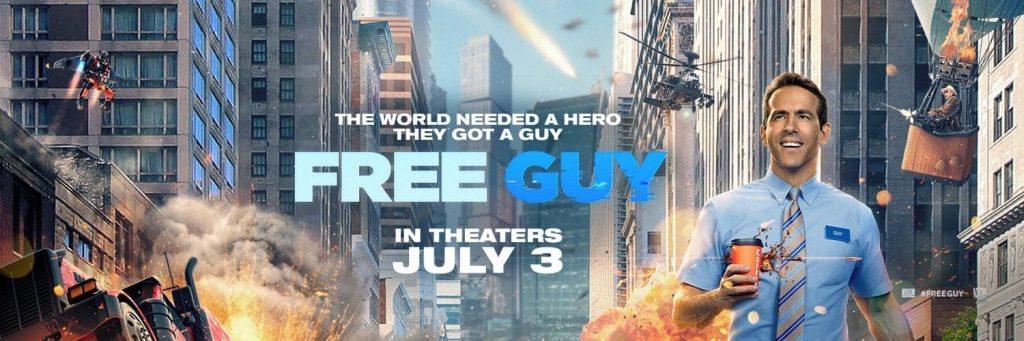 Free Guy - ขอสักทีพี่จะเป็นฮีโร่