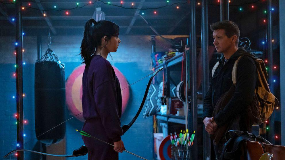 ตัวอย่างแรก Marvel Studios' Hawkeye