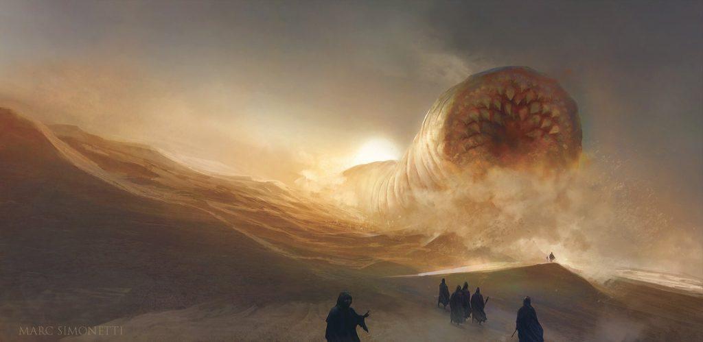 ดูหนัง Dune - ดูน ชนโรง
